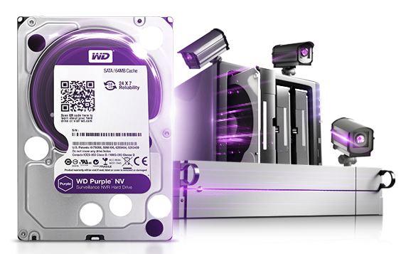 HDD WD 3TB WD30PURZ